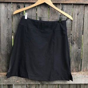 Lucy sporty gray skirt